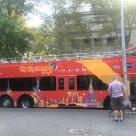 City Sightseeing New York Hop On - Hop Off Foto