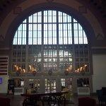 Station lobby