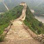 Foto de Great Wall at Huanghuacheng