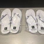 Free flip-flops / thongs