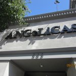 Angelicas on Main Street in Redwood City