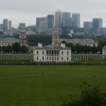 View towards Greenwich