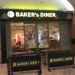 Baker's Diner, Sunshine Alpa照片