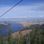 Wallowa Lake Tramway Foto