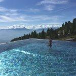 """Wunderschönes Resort in traumhafter Lage. Man spürt den """"Mountain Spirit"""" im ganzen Hotel. Beson"""