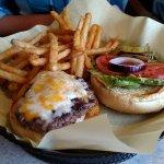 Sept 2016 - Burger