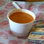 Sept 2016 - Tomato soup