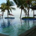 Foto de Padma Sari Beach Front Resort