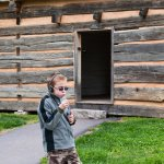Son in Front of the Slave Quarters