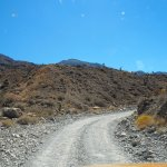 The road to Racetrack Playa