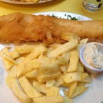 Foto di Golden Union Fish Bar