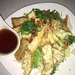 Lemongrass Tofu Salad