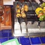 Variety of starterters & seasoning