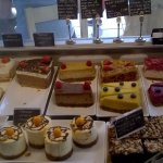 Some of the wonderful cakes.