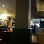The Red lion pub.