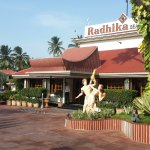Radhika Beach Resort Foto