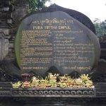 Foto de Templo Tirta Empul