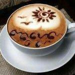 Fresh coffee.....