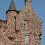Architecturally delightful Thirlstane Castle