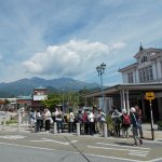 Nikko Station (about a half-hour walk from the Bridge at the start of the Heritage Area)