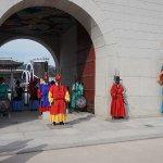 Gwanghwamun Gate Foto