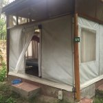 Upgraded Hut