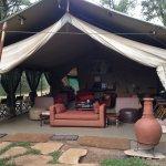 Communal tent