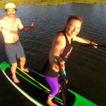 Our weekly group SUP excursions with the #covetrollz are always a fun way to get out on the wate