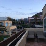 Privilege room / pool & sea view