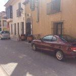 La taberna de Fuensaldaña