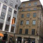 Stockholms Stadsmission Grillska Huset in Stockholm Old Town