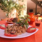 Manousos Taverna Foto