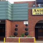 Front & entrance to Andrew's Open Pit