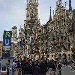 Foto di Marienplatz