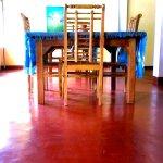Pradha Restaurant Inside
