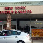 Front to New York Bagels & Bialys