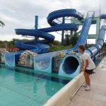 Аквапарк и парк развлечений Сидари