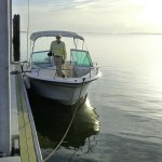 Capt. Flip Gallion at Cumberland Island National Seashore