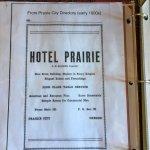 Hotel Prairie-billede