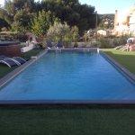 la nouvelle piscine