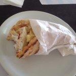 Traditionell grekisk mat