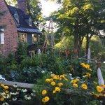 Edson Hill potager garden
