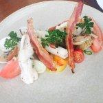 Monkfish Signature dish!