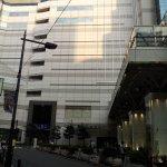東武百貨店池袋店・中央館外観