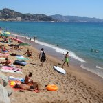 Playa, deportes acuáticos