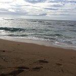 Aston Islander on the Beach Foto