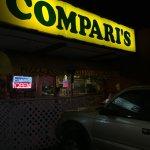 Photo de Compari's Pizza & Italian