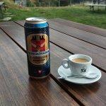 Wunderbare Bewertung und hervorragender Espresso