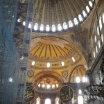 Hagia Sophia Mosque, Estambul-Turkey Febrero de 2016