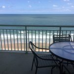 """Not like other resorts that say """"ocean view"""" yet are a mile from the beach; this is close!"""
